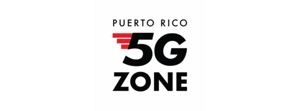 Puerto Rico 5G Zone Logo
