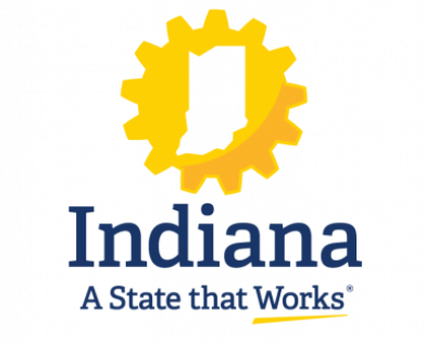Indiana Economic Development Corporation (IEDC) Logo